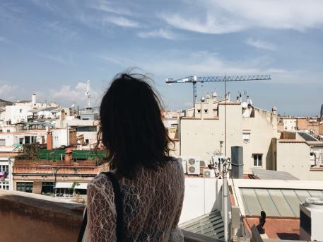 the view from casa mila