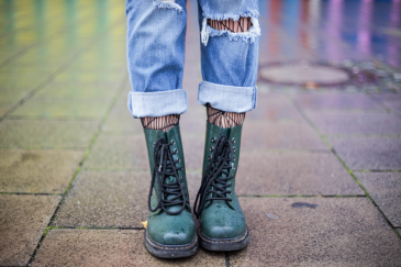 Festival style guide, style festival, festival, rainy boots, dr martens, dr-martens style, vegane dr-martens