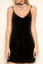 Velvet Dress Brandy Mellvile